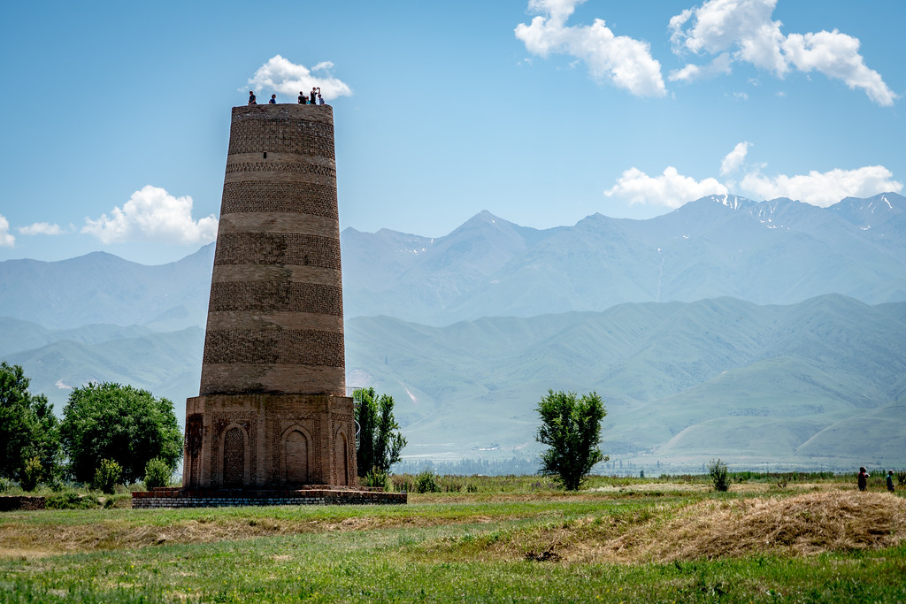 UNESCO World Heritage Sites in Kyrgyzstan