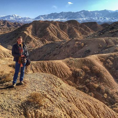Manzhyly (Manjyly) - Southern Shore, Kyrgyzstan