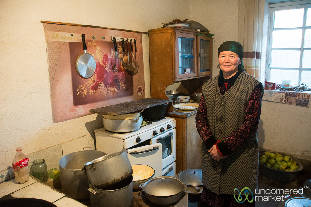 Cooking Course in Kyzyl-Tuu Village - Southern Shore Issyk-Kul, Kyrgyzstan
