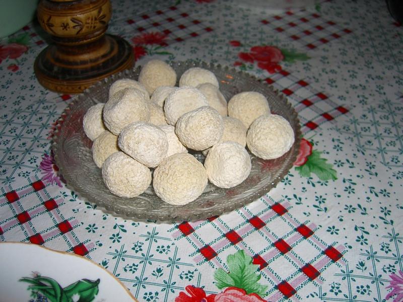 Kurut (Yogurt Balls) - Manzhyly, Kyrgyzstan