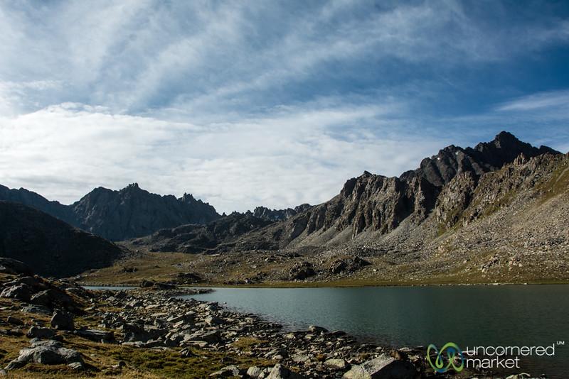 Alpine Lakes, Jyrgalan Trek - Kyrgyzstan