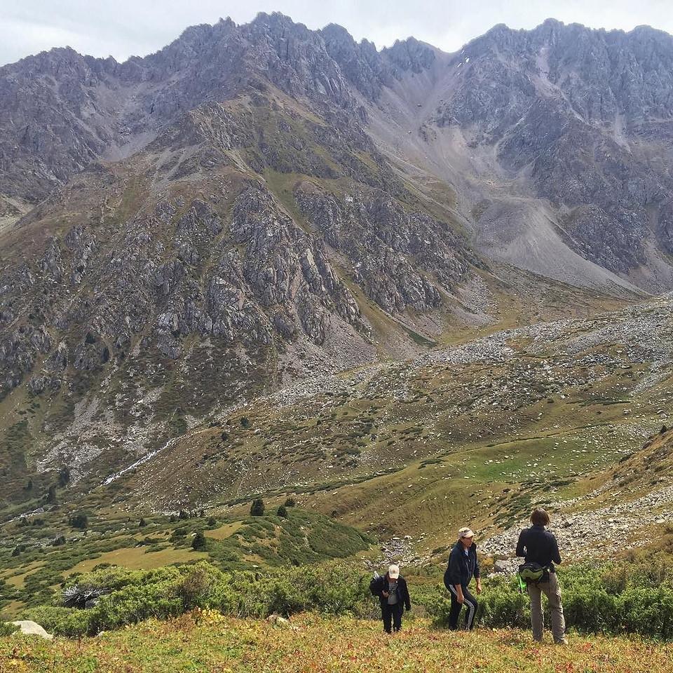 Jyrgalan Trek - Tian Shan Mountains, Kyrgyzstan