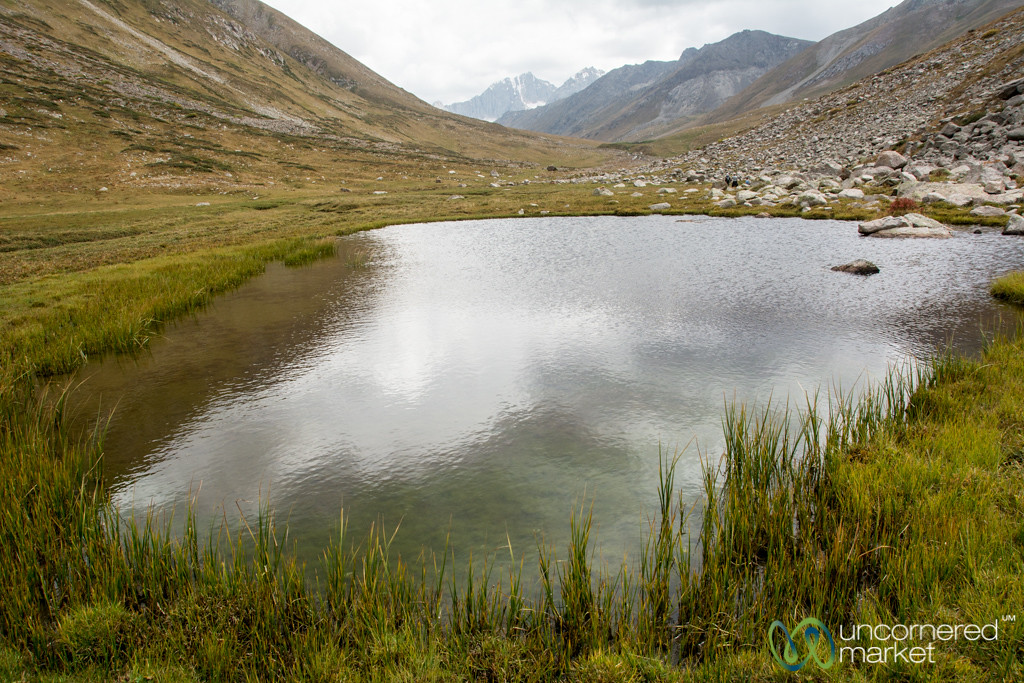 Watering Holes in the Mountains, Jyrgalan Trek - Kyrgyzstan