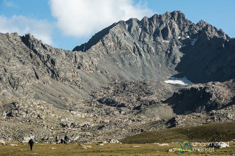 Boz-Uchuk Lakes - Jyrgalan Trek, Kyrgyzstan