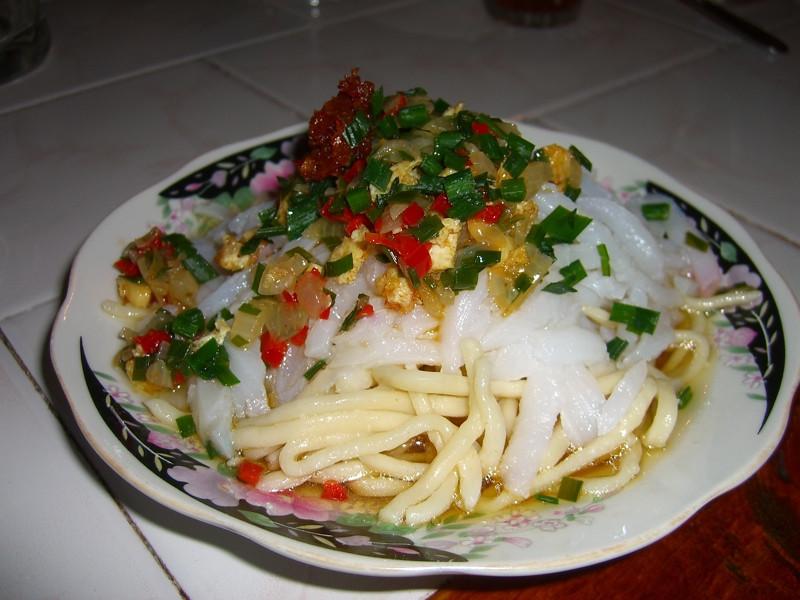 Ashlyanfu (Dungan and Kyrgyz Food) - Karakol, Kyrgyzstan