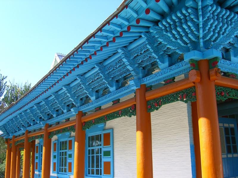 Karakol Mosque - Kyrgyzstan