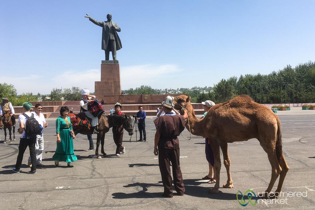 Lenin and Camels - Osh Fest