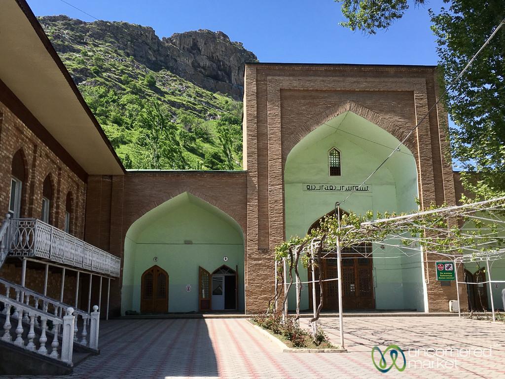 Rabat Abdullah Khan Mosque - Osh, Kyrgyzstan