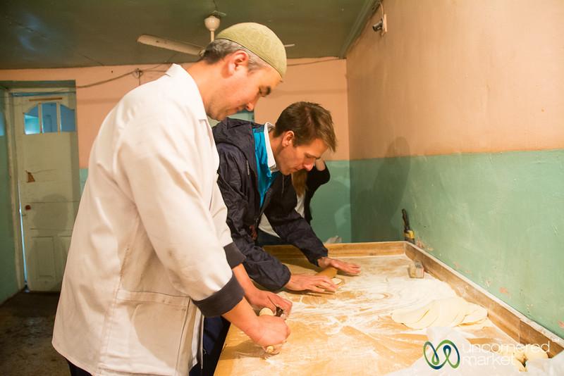 Osh Somsa Cooking Class - Osh, Kyrgyzstan