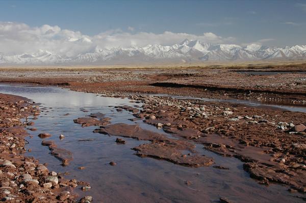 Southern Kyrgyz Landscapes - Sary Tash, Kyrgyzstan