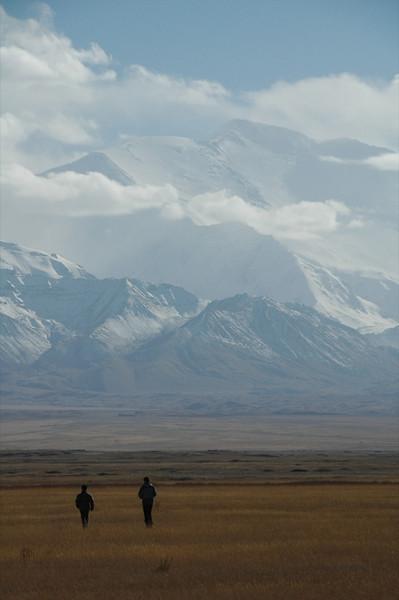 Pik Lenin, Kyrgyzstan