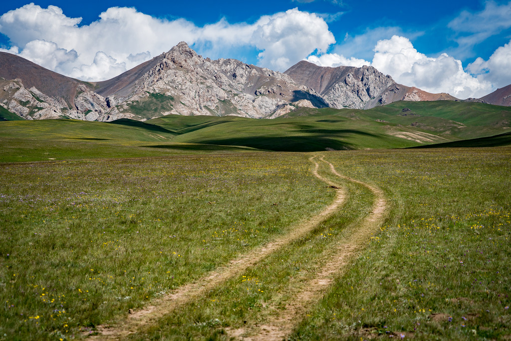 Travel to Kyrgyzstan