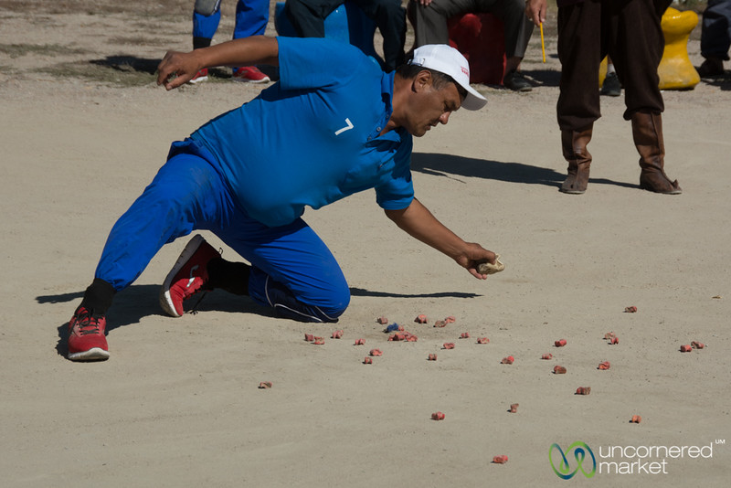Ordo, a Traditional Kyrgyz Game - World Nomad Games, Kyrgyzstan
