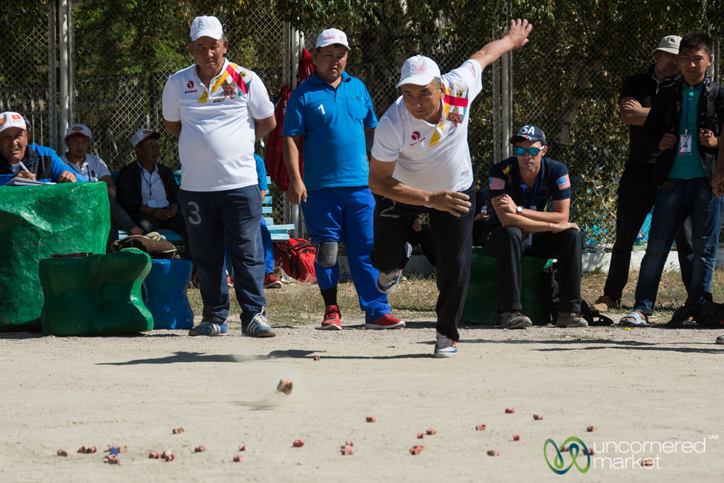 Ordo Finals at World Nomad Games, Kyrgyzstan