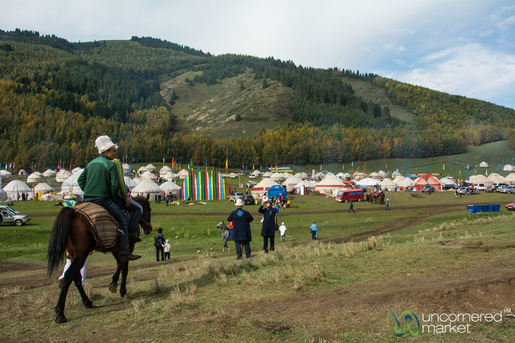 Kyrchyn Jailoo for Nomad Universe Cultural Festival - World Nomad Games, Kyrgyzstan