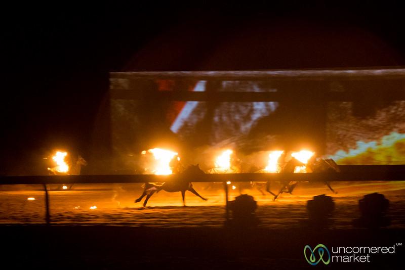On Fire on Horseback - World Nomad Games, Kyrgyzstan