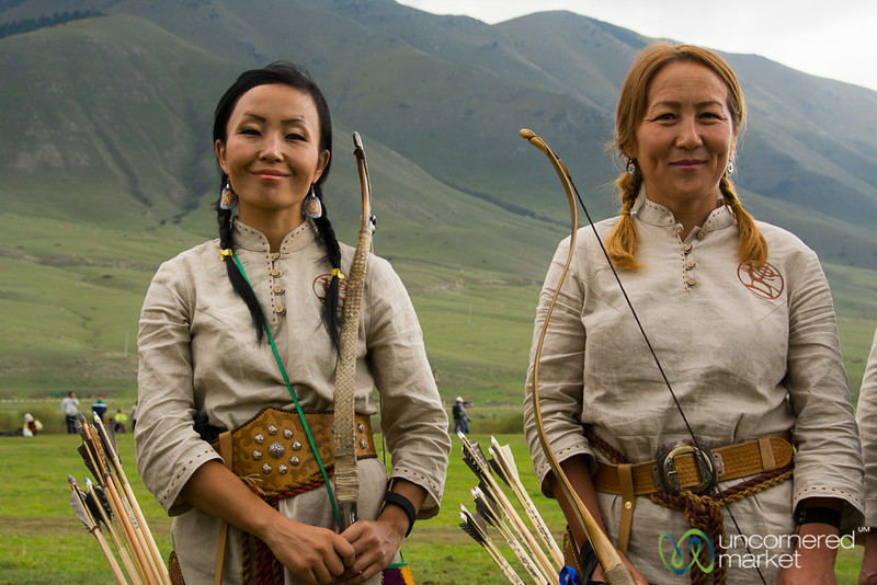 Kyrgyz Archery Masters - World Nomad Games 2016, Kyrgyzstan