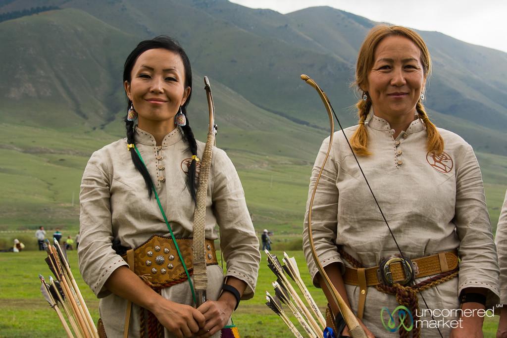 Kyrgyz Archery Masters - World Nomad Games 2016, Kyrgyzstan