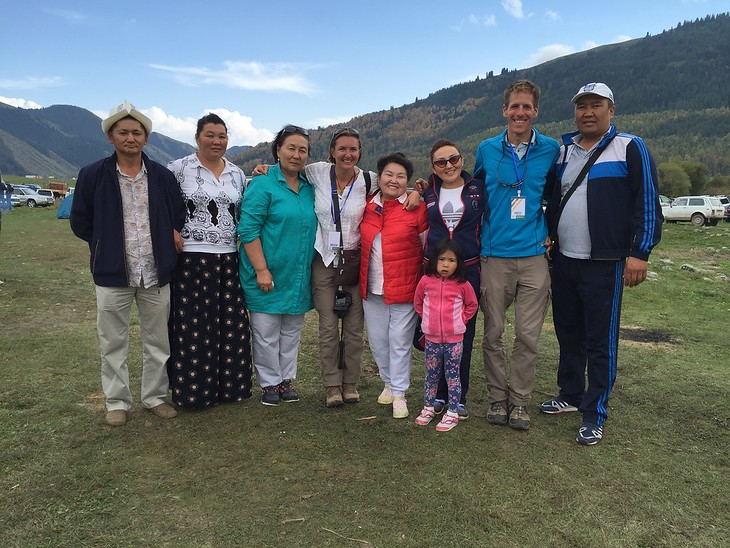 Adopted by a Kyrgyz Family - World Nomad Games, Kyrgyzstan