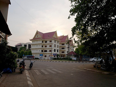 City life in Laos, (Foto: Geir)
