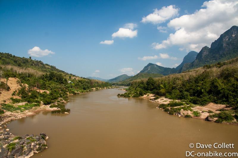Crossing the Nam Ou