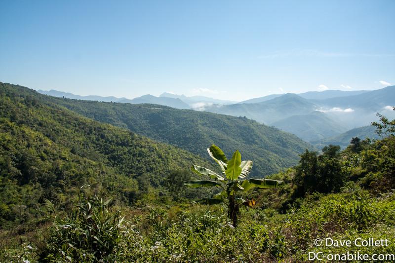 Hills of Northern Laos