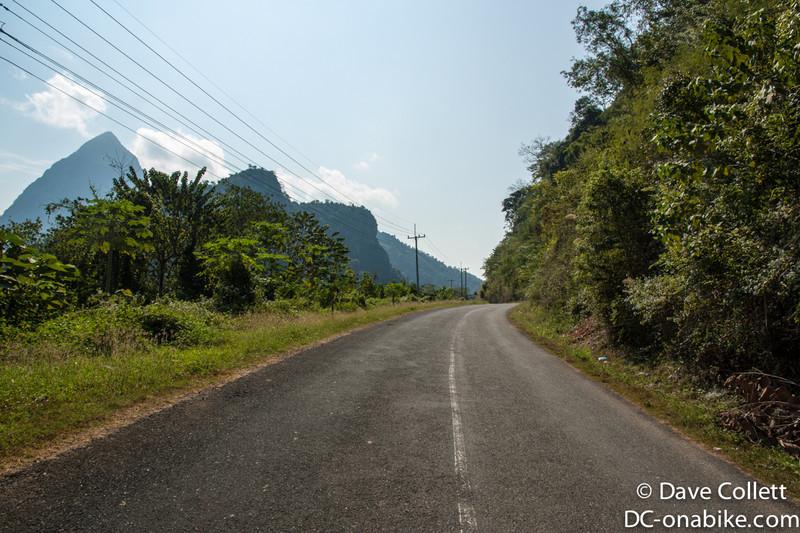 Lao riding..
