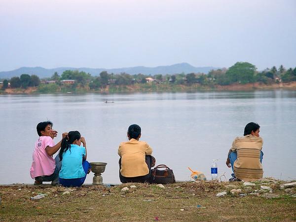 Mekong River life (Foto: Geir)