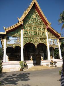 A Laos Wat