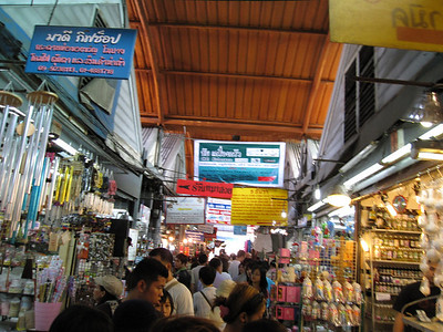 Bangkok Weekend Market