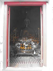 A Wat in Vientiane
