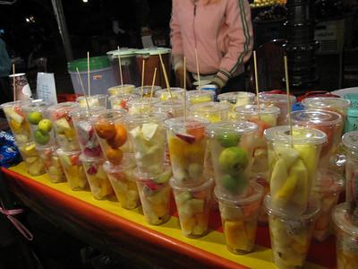 Fruit Shakes!