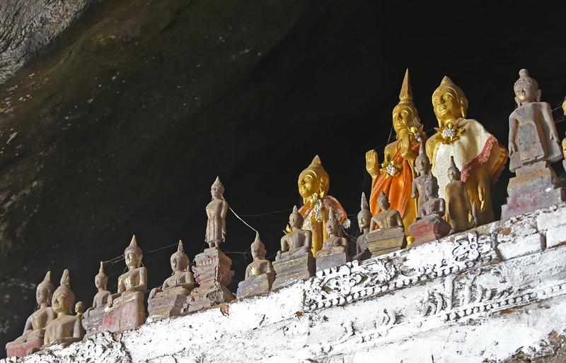 pak ou caves - mekong river