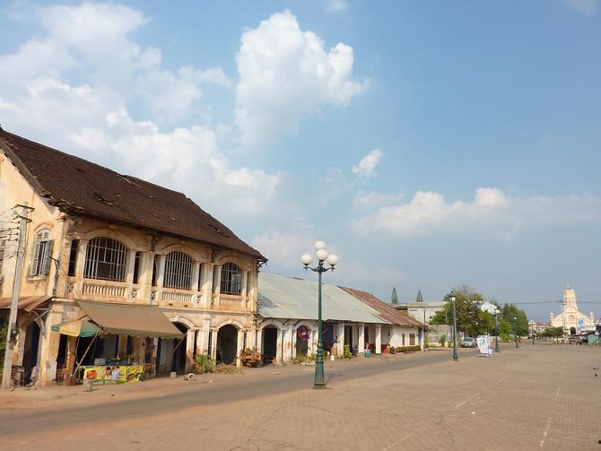 Talat Yen Plaza, Savannakhet - Laos