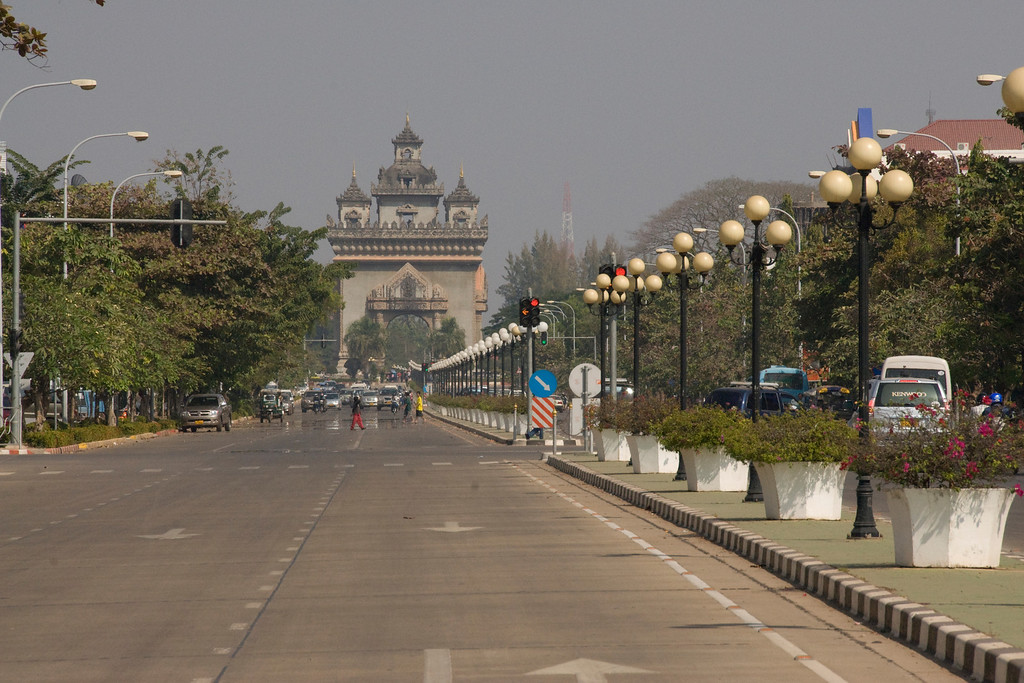 Travel to Vientiane