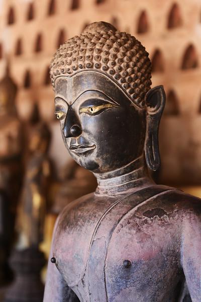 vientianne - sisaket temple