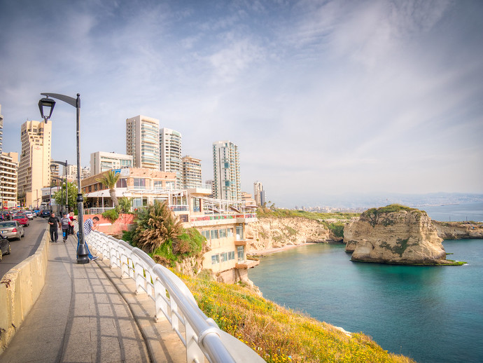 These Photos Of Beirut Tell You Nothing And Everything About Lebanon's Capital