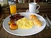 Kasawari Resort, breakfast<br /> Lembeh, Indonesia
