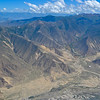 Flying over Tibet