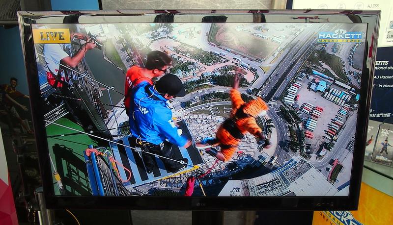 Macau bungee jump