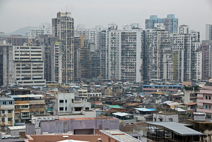 Macau has a lot of room for growth