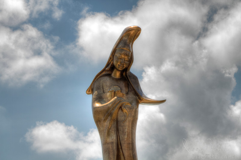 The goddess Kun Iam