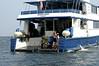 Ocean Rover<br /> Dive Deck
