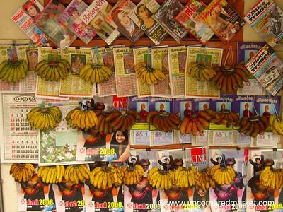 Bananas and Magazines - Kuala Lumpur, Malaysia