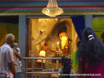 Hindu Temple Inside Batu Caves - Kuala Lumpur, Malaysia