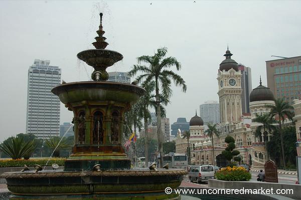 Independence Square - Kuala Lumpur, Malaysia