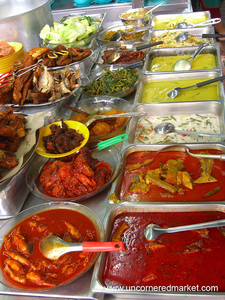 Curry Stand - Kuala Lumpur, Malaysia
