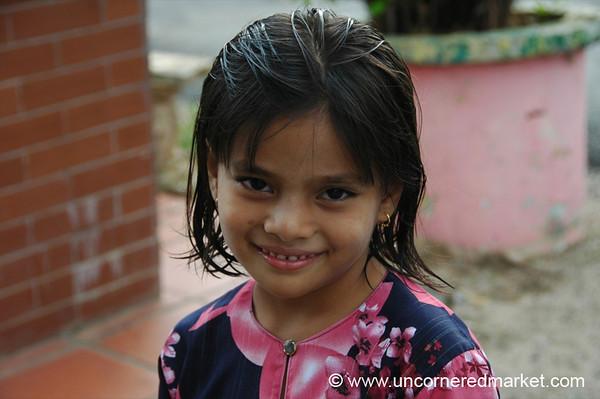 Sweet Smile, Malaysian Girl - Melaka, Malaysia