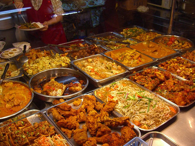 Singapore Curry Stand - Singapore