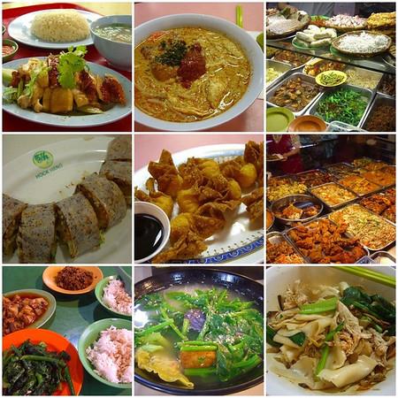 Singapore Cuisine - Singapore